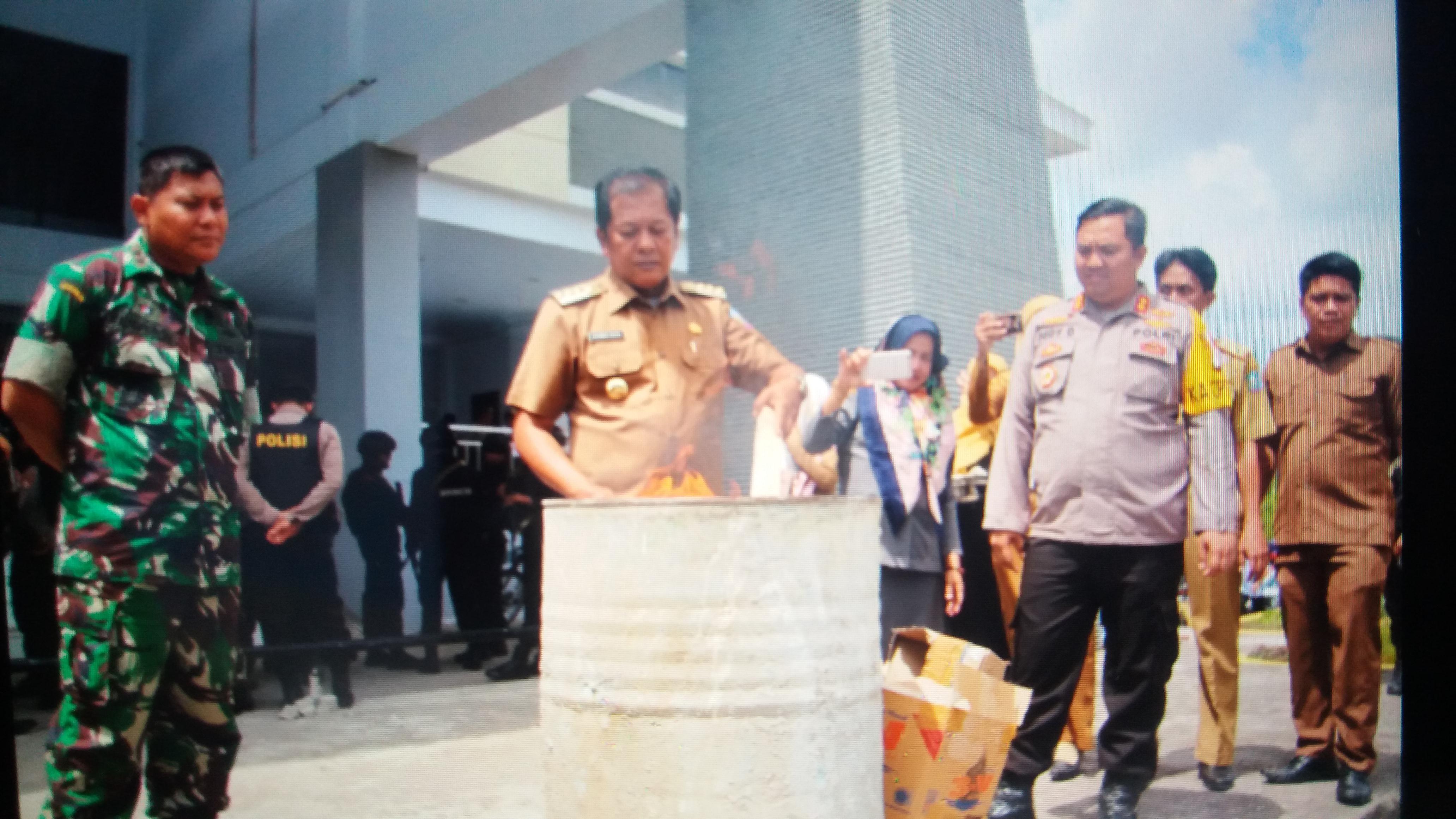 7137 Surat Suara Pilkades Soppeng Salah Cetak Sulawesi