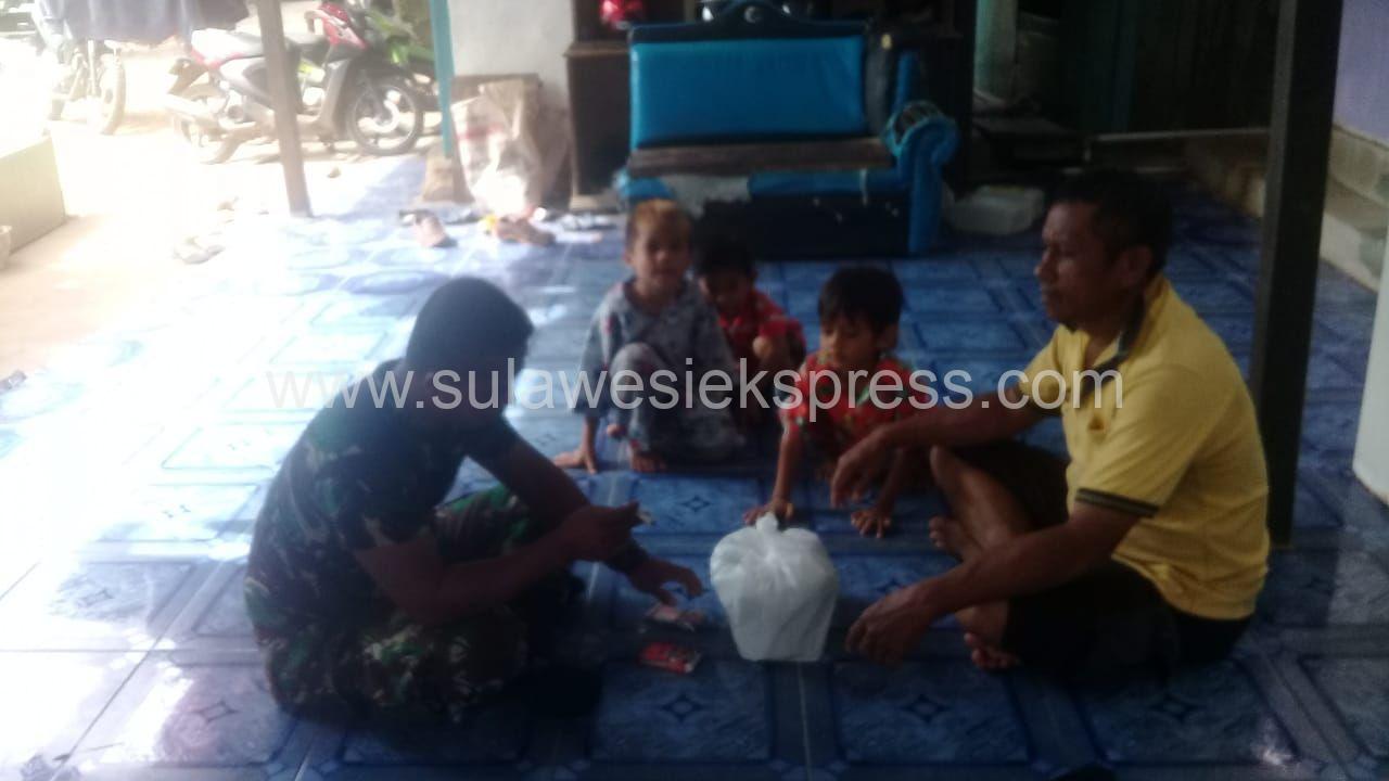 Komunikasi Sosial bagi Para Babinsa Kodim 1802/Sorong