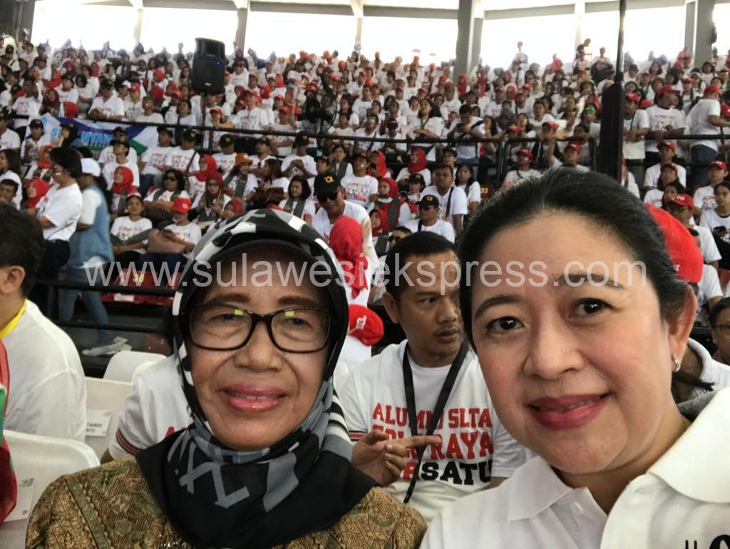 Ketua DPR Ucapkan Bela Sungkawa Atas Meninggalnya Ibunda Presiden Jokowi