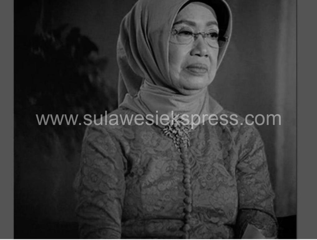 Dari Rumah Saja,Presiden Jokowi :Mohon Doa Masyarakat Untuk Almarhum Ibunda